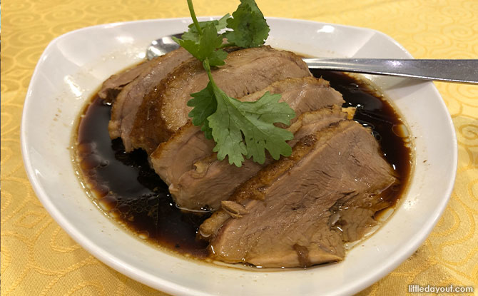 Swatow Seafood Restaurant Signature Dishes At 50% Off