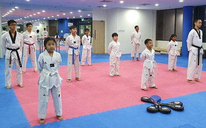 Free Taekwondonomics Trial Class
