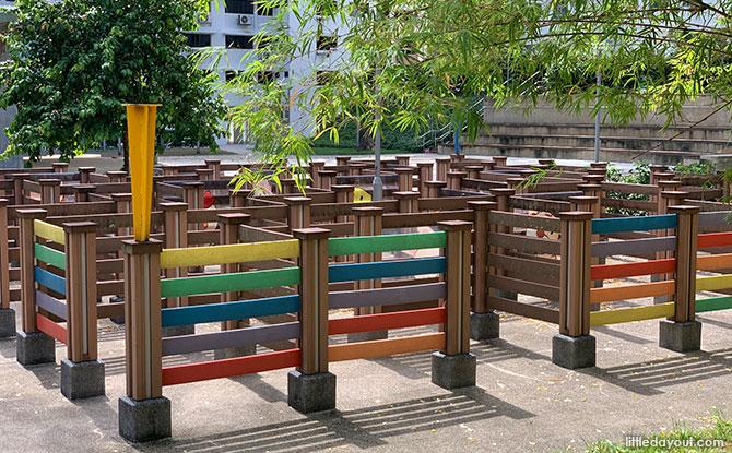 Children's Maze in Singapore