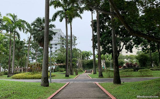 The Green Oval at Pasir Ris
