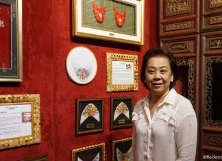 The Peranakan Gallery At Claymore Connect