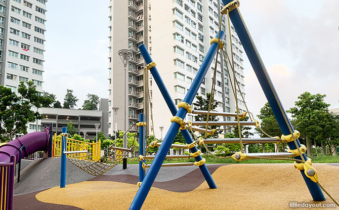 Playground at Toa Payoh Crest
