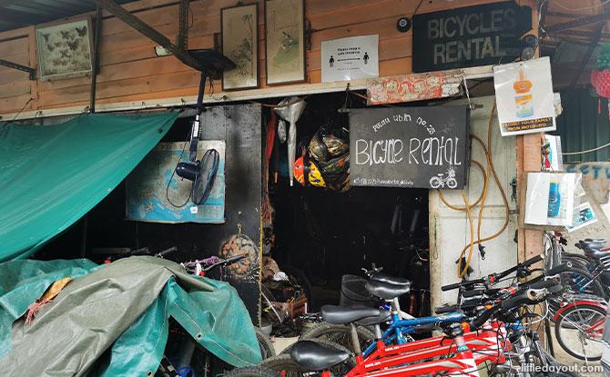 25 Pulau Ubin Bicycle Rental