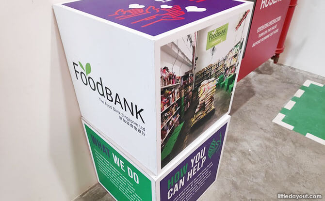 What You and Your Families Can Do for FoodBank and for Singapore