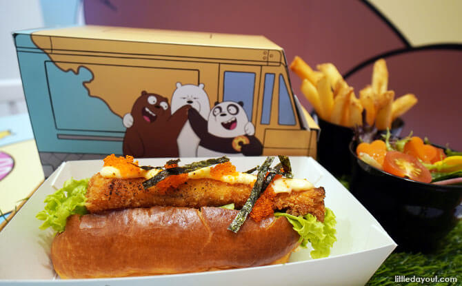 Bear-Bros Food Truck