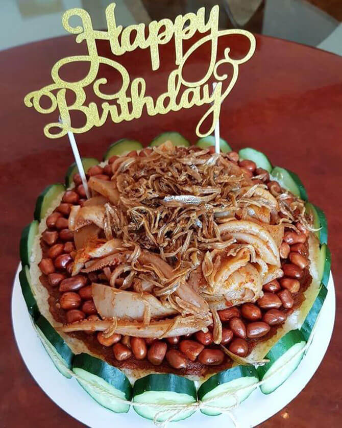 Magnificent 9 Creative Alternatives To Birthday Cakes For Those Who Want Funny Birthday Cards Online Elaedamsfinfo