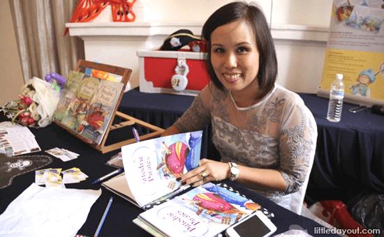 Author Lynette