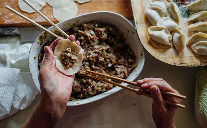 Cooking with Kids 101: Easy Meals Children Can Help Prepare - Dumplings