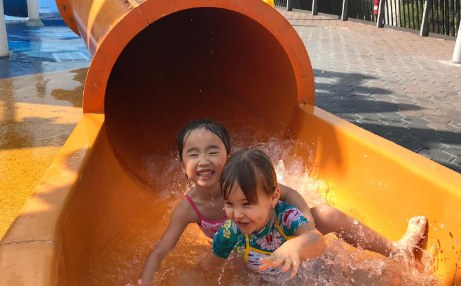 MindChamps PreSchool Waterpark Outing