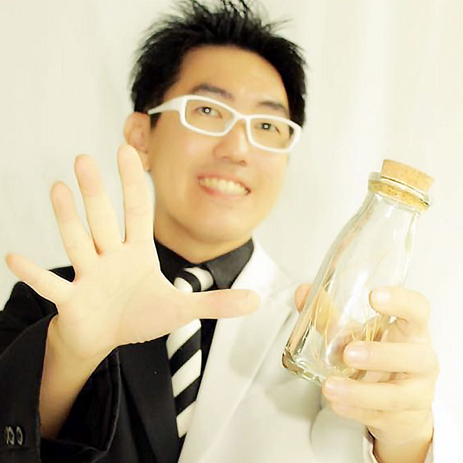 Mr. Bottle's Magic Show