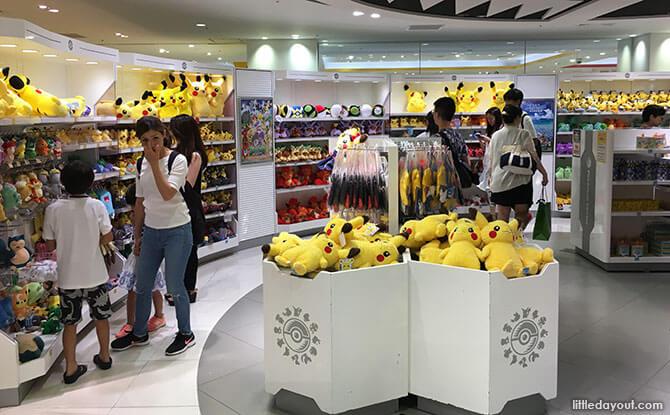 Pokemon Center, Osaka