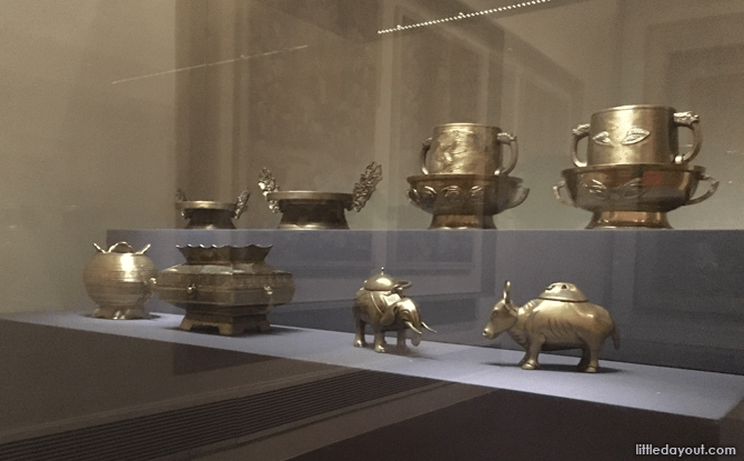 Ritual vessels