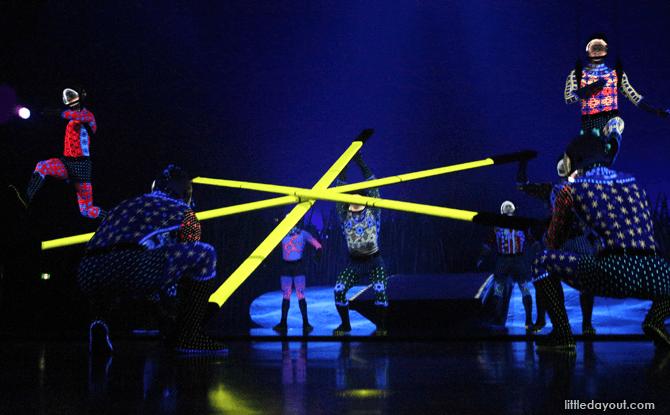 Russian Bar Dance