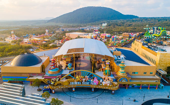 Shinhwa World Theme Park & Water Park - Family-friendly Places in Jeju Island, South Korea