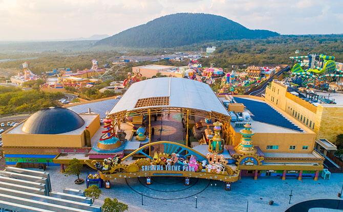 Shinhwa World Theme Park & Water Park - Family-friendly Places in Jeju Island, South Korea