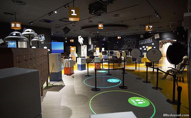 Imagination, TeNQ Space Museum