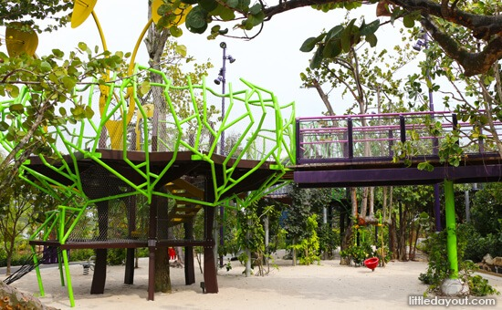One Adult to One Child at Far East Organization Children's Garden from 4 Sep
