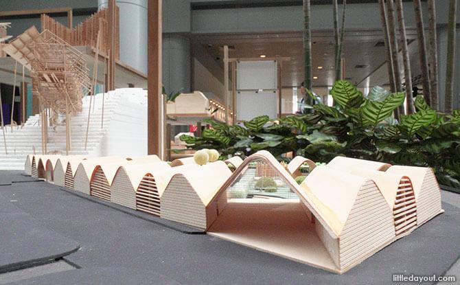 Archifest 2019 architecture models