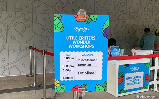 Little Critters' Wonder Workshop