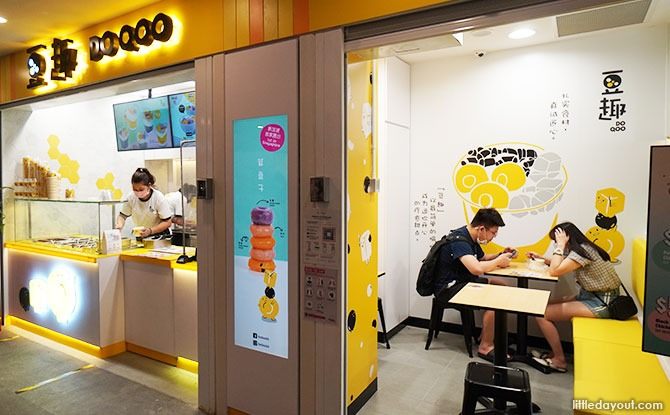 Canberra Plaza Food Do Qoo and Mr Bean