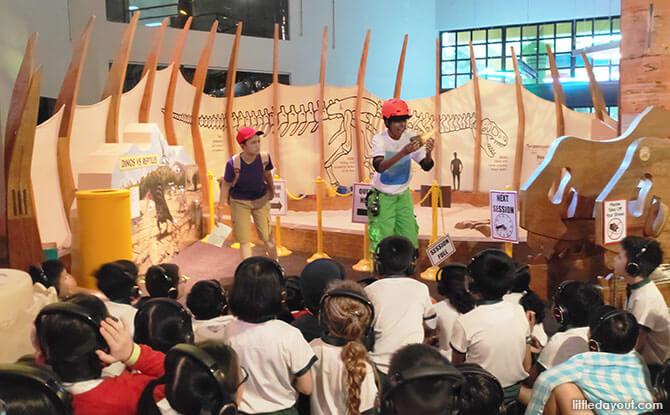 Scenes from CATalysts at KidsSTOP