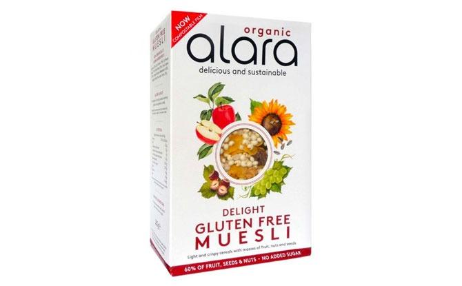 Alara Organic and Gluten-Free Delight Muesli