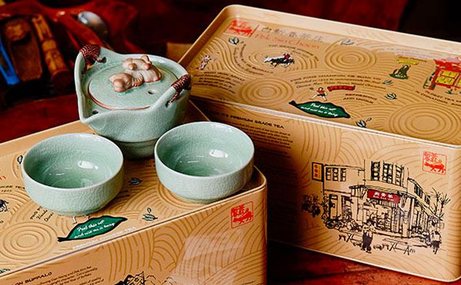 heritage tea blends