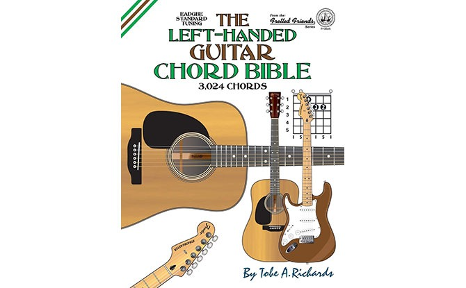 Chord Bible for Lefties
