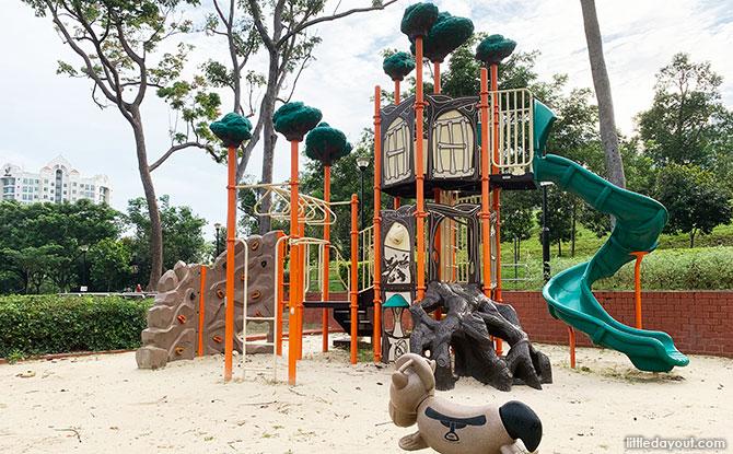 Clementi Woods Park Playground