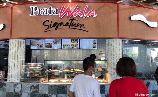 Prata Wala Signature