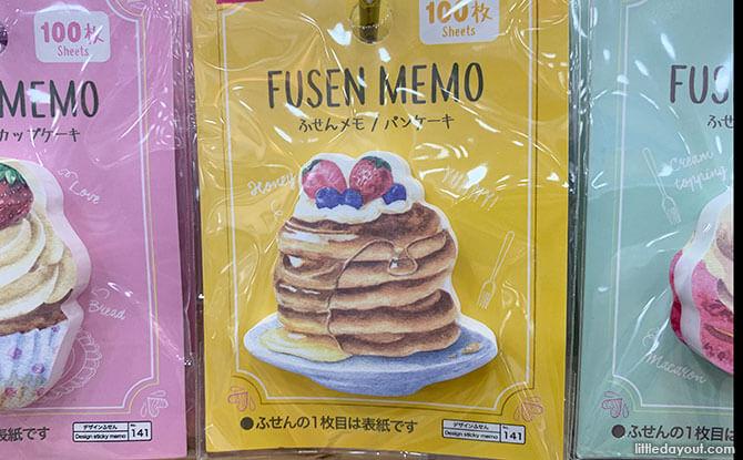 Pancake Memo Pads