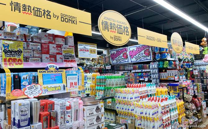 Don Don Donki Store