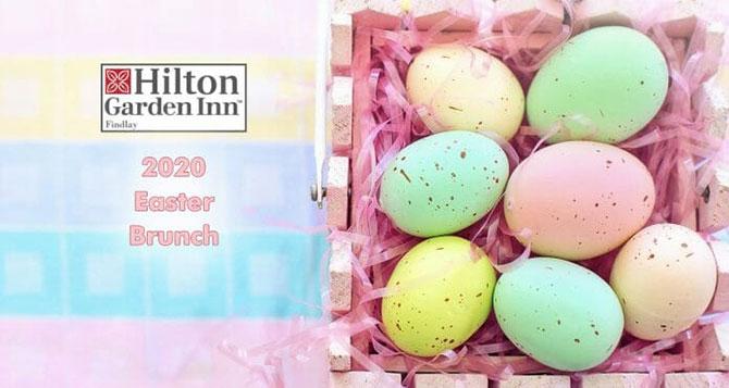 Hilton Garden - Easter Brunch Singapore
