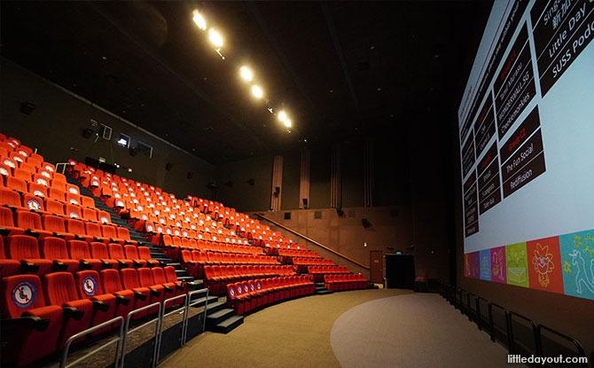 iWERKS Theatre