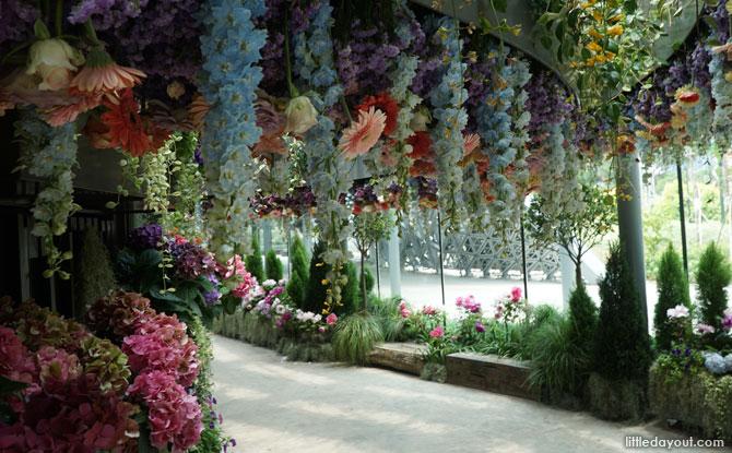 Dance, Floral Fantasy