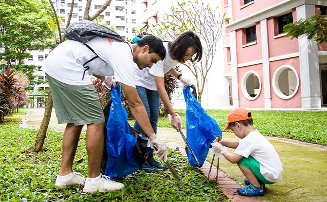 Habitat Singapore: How Families Can Support Building Homes And Lives For Vulnerable Families