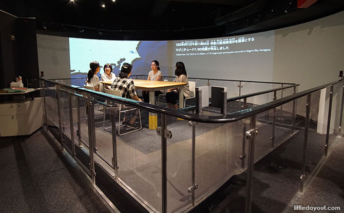 Ikebukuro Life Safety Learning Center: Hands-on Disaster And Earthquake Training In Tokyo