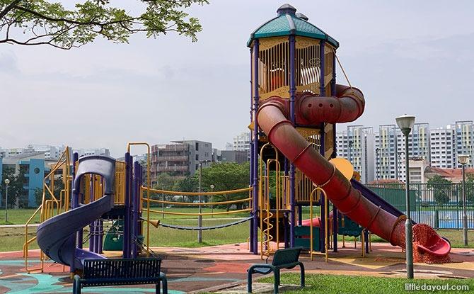 Jalan Bahar Park Playground