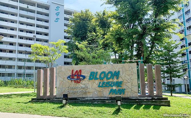 KB Bloom Leisure Park in Bedok North