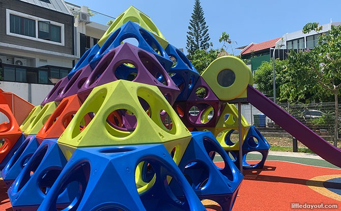 Playground at Frankel Estate