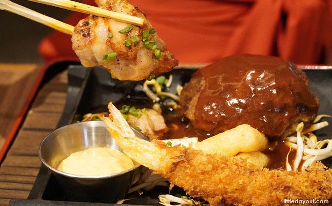 Shiokoji Chicken Keisuke Hamburg