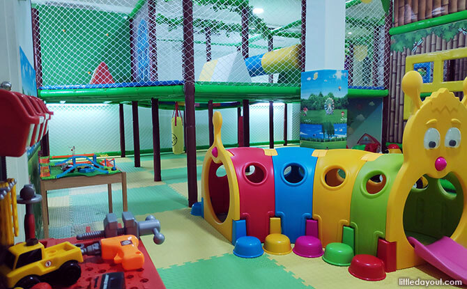 Kiddles Play Area