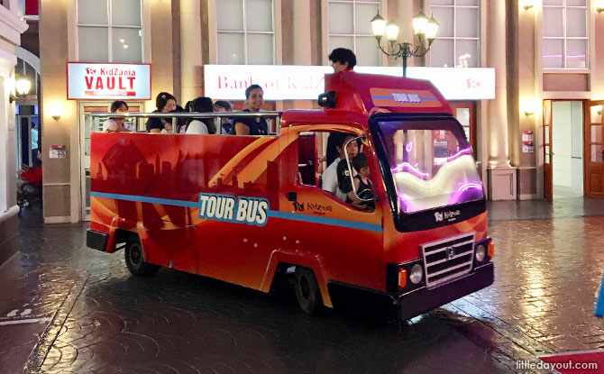Fun at KidZania Bangkok