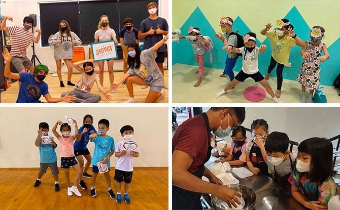 October 2021 School Holidays Camps & Workshops