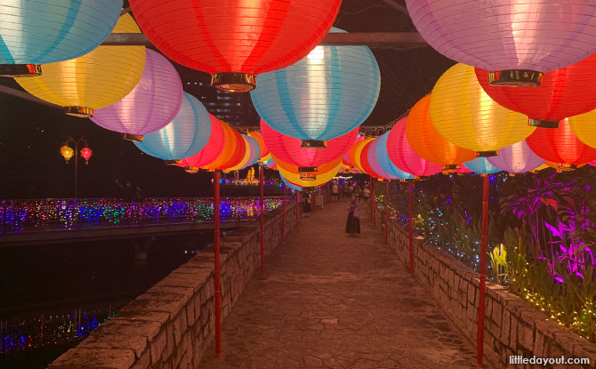 5 Light-Ups To See This Mid Autumn Festival 2021