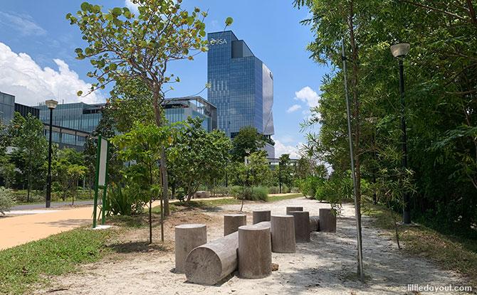 Pasir Panjang Park Nature Playgarden