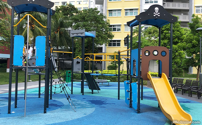 Playground at Play @ West Tampines