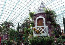 Rose Romance At Gardens By The Bay 2019: A European Garden