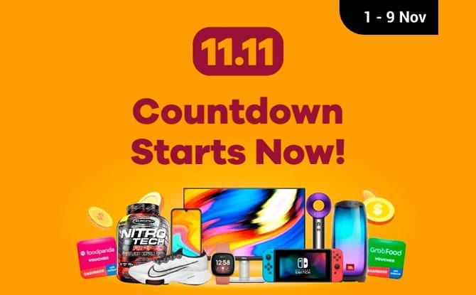 11.11 Sales Shopback