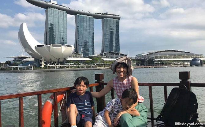 Rediscover Singapore: Cruise down Singapore River